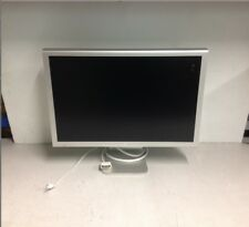 "Apple Cinema HD Display 23"" Widescreen LCD Monitor No AC Adapter"