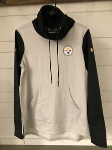 Under Armour Cold Gear NFL Combine Authentic Pittsburgh Steelers Women's Small
