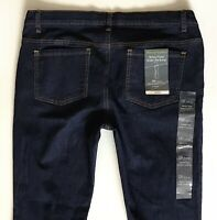 BNWT Ladies Blooming Marvellous SKINNY FLARE BLUE FADED JEANS SIZE 12 R W32 L31