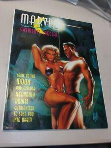 Marvel Swimsuit Special 1994 #3 Adam Hughes Cover & Art Larroca Madureira