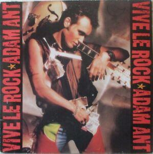 ADAM ANT - Vive Le Rock ~ VINYL LP