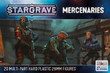 STARGRAVE MERCENARIES - SCIENCE FICTION  WARGAMES IN A RAVAGED LAND