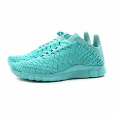NIKE FREE INNEVA WOVEN TECH SP..LIGHT AQUA/ KUMQUAT..MEN'S 8/or WOMEN 9.5..RARE!