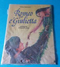 GIANNI DE LUCA: ROMEO E GIULIETTA del 1989