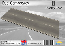 Coastal Kits 1:43 Scale Dual Carriageway Display Base