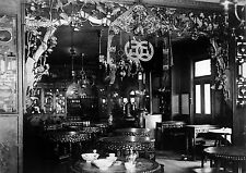 New Photo Interior view of Tearoom in Chinatown, New York City. Feb. 18, 1903