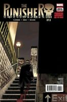 THE PUNISHER #13 MARVEL COMICS (2016) 1ST PRINT COVER A