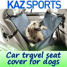 CAR TRAVEL BACK SEAT COVER FOR DOGS