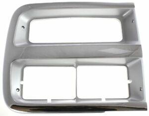 15685965 GM2512187 Left Headlight DoorBezel for Chevy Driver Side LH Hand G30