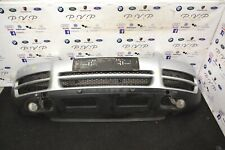 VW VOLKSWAGEN TOUAREG 2002-2007 FRONT BUMPER PANEL IN SILVER + BARE