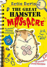 The Great Hamster Massacre by Katie Davies, Book, New Paperback