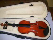 Violin 7/8 Crescent clean