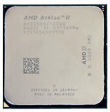 Athlon II 3.0-3.50GHz Computer Processors (CPUs)