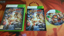 STREET FIGHTER X TEKKEN XBOX 360