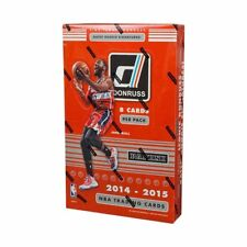 2014-15 Panini Donruss Hobby Basketball Box