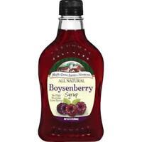Maple Grove Farms-Boysenberry Syrup (12-8.5 oz bottles)