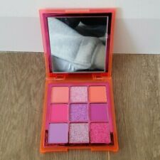 HUDA BEAUTY Neon Obsessions Eyeshadow Palette Neon Pink - 9 Shades
