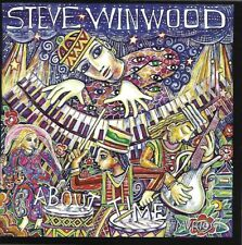 Steve Winwood - About Time - 2003