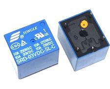 Rele Relay 3V DC 1 contatto NO+NC 10A 250VAC SRD-03VDC-SL-C