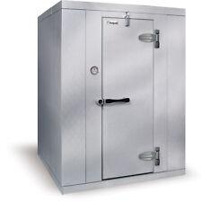 """Kolpak KF7-068-FR 6' x 8' x 7'6"""" KoldFront Remote Walk-In Freezer with Floor"""