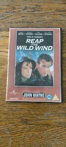 Reap The Wild Wind - John Wayne (DVD 2005) PAL Region 2 & 4