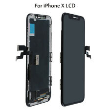 Original For Apple iPhone X 10 Display LCD ScreenTouch Digitizer Assembly Black