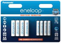 Panasonic Sanyo Eneloop AKKU / ACCU Batterien AA / AAA /  1 - 40 Stück Wählbar