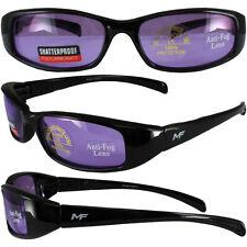MF Bad Attitude Black Frame Purple Lens