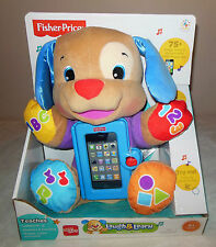Fisher Price Laugh and Learn Apptivity Puppy NEW
