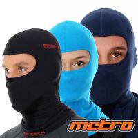 Brubeck merino wool thermoactive seamless balaclava motorcycle/winter sport