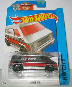 Hot Wheels - Super Van ZAMAC (2015)