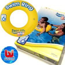 Orig. Bestway Schwimmhilfe Schwimmring Swimsafe Schwimmreif, Step B (51 / 20 cm)