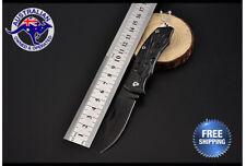 Mini Pocket Folding Knife Dragon Camping Outdoor Fishing Small Keyring AU Stock