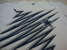 Dallas Cowboys T Shirt L Vintage NFL 90's hip hop style Starter