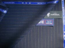 "DORMEUIL 95% Wool, 5% MOHAIR ""MYSTIC MOHAIR"" SUITING FABRIC BY Dormeuil – 3.4 m."