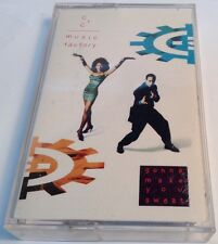 C + C MUSIC FACTORY Tape cassette GONNA MAKE YOU SWEAT 1990 Sony Music CT-47093