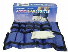 1 pr Adjustable Ankle Wrist Weights - 3 lbs each Cuff