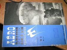 Aero Revue Française n°2 Lockheed P-38 Lightning Radar Amiral Nomy
