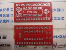 1x  DIP16 PCM1702 TO DIP28 PCM63  PCB  DIY