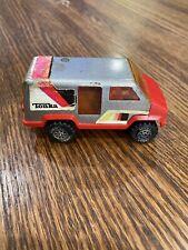"""1978 Tonka 4"""" Red & Grey Van Bus"""