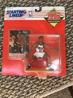 1995 Kenner Starting Lineup SLU  SCOTTIE PIPPEN CHICAGO BULLS