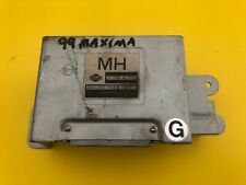 1999 NISSAN MAXIMA INFINITI I30 TRANSMISSION COMPUTER MODULE 310364L700 TCM TCU