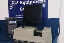 Spectrophotometer, UV/Vis HP 8452A..Complete with software and computer