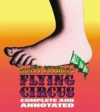 Monty Python's Flying Circus:Complete and Annotated (1st Print,1st Edit)-NEW H/C