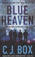 Blue Heaven by C. J. Box (2008, Paperback)