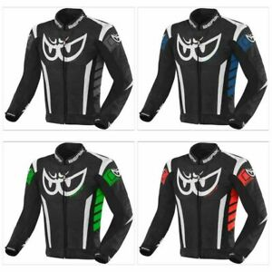 Berik 2.0 Zakura Motorcycle armoured racing sport Leather Jacket ( US 38-48 )