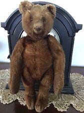 ANTIQUE STEIFF BEAR c1930 ANTIK TEDDYBAR STEIFF ff BUTTON KNOPF