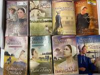 Wanda Brunstetter Amish Books Lot Of 9