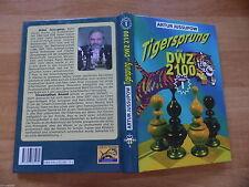Meisterverkaufte Lehrbuchserie Tigersprung auf DWZ 2100 Band 1 Artur Jussupow