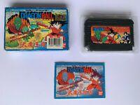 Dragon Ball - Dai Maou Fukkatsu GAME Nintendo NES Famicom Japan CIB